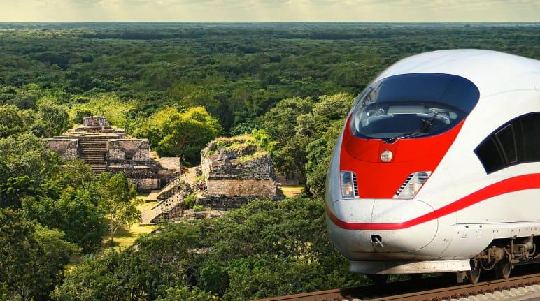 Il Treno Maya devasterà la foresta in Messico - Salviamo la foresta